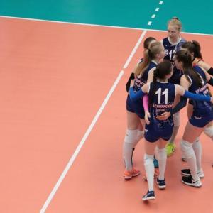 Женская команда СШОР