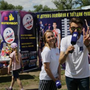 Красноярск празднует День города!