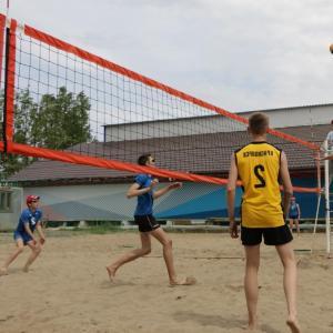 Итоги открытого первенства Красноярского края по пляжному волейболу.