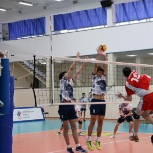 Итоги первенства Красноярского края по волейболу среди команд юношей 2003-2004 г.р.